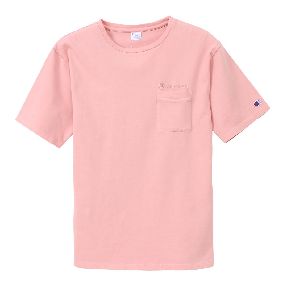 ポケットTシャツ 19SS【春夏新作】キャンパス チャンピオン(C3-P360)
