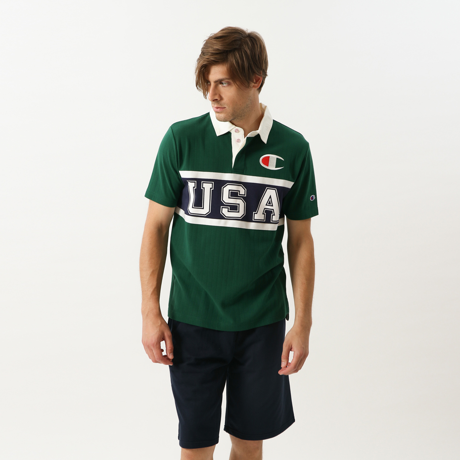 ポロシャツ 19SS GOLF チャンピオン(C3-PG302)