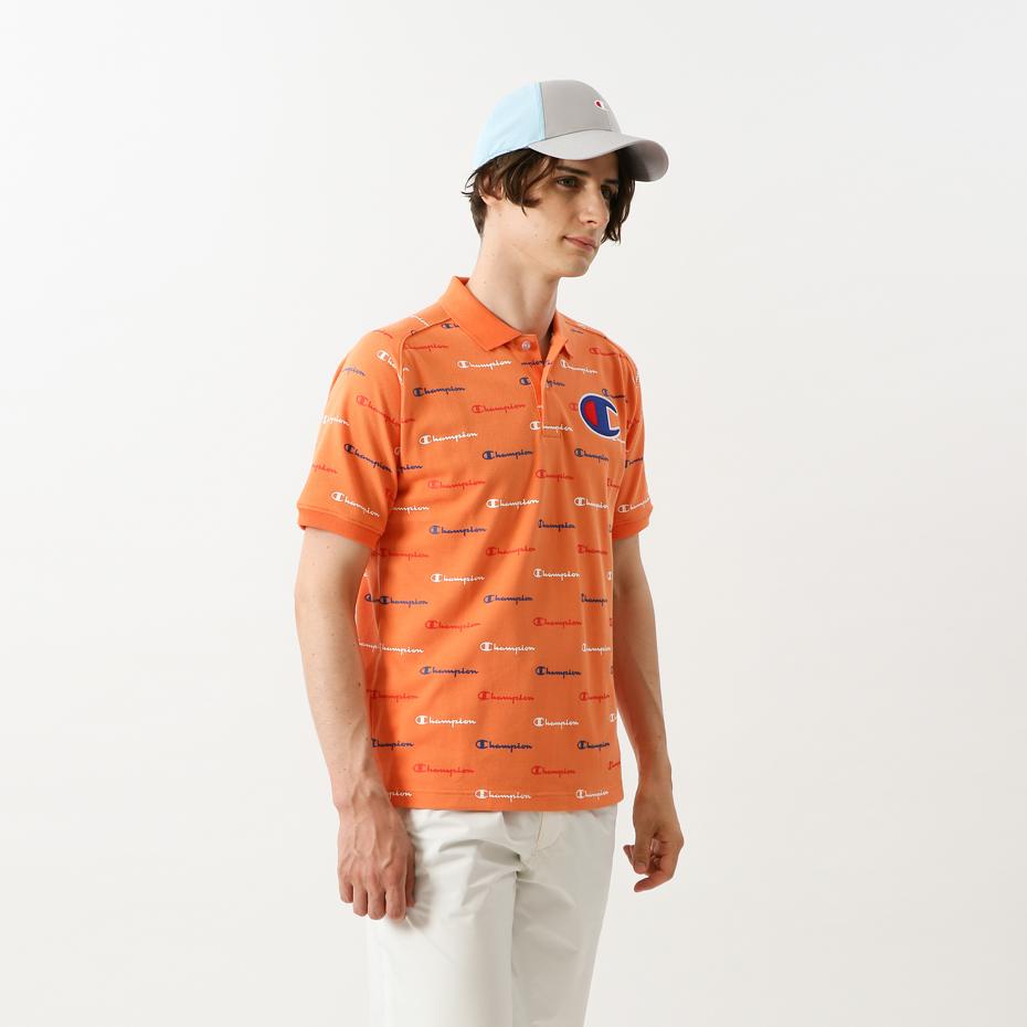 ポロシャツ 19FW GOLF チャンピオン(C3-PG307)