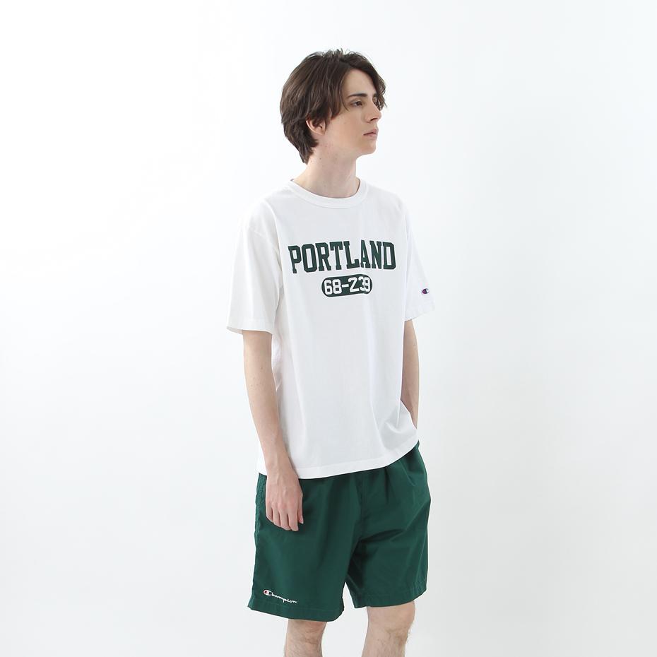 T1011(ティーテンイレブン) US Tシャツ 18SS 【春夏新作】MADE IN USA チャンピオン(C5-M301)