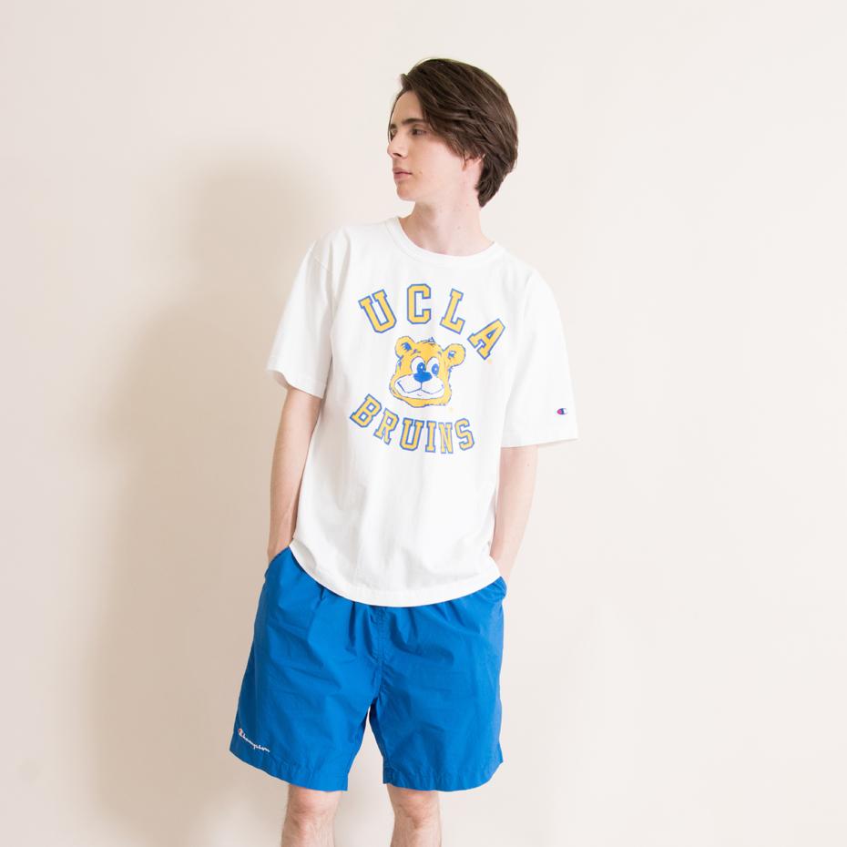 T1011(ティーテンイレブン) US Tシャツ 18SS 【春夏新作】MADE IN USA チャンピオン(C5-M303)