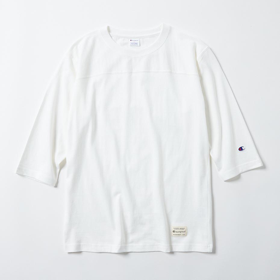 IVY 3/4スリーブTシャツ 19SS スタンダード チャンピオン(C8-H401)