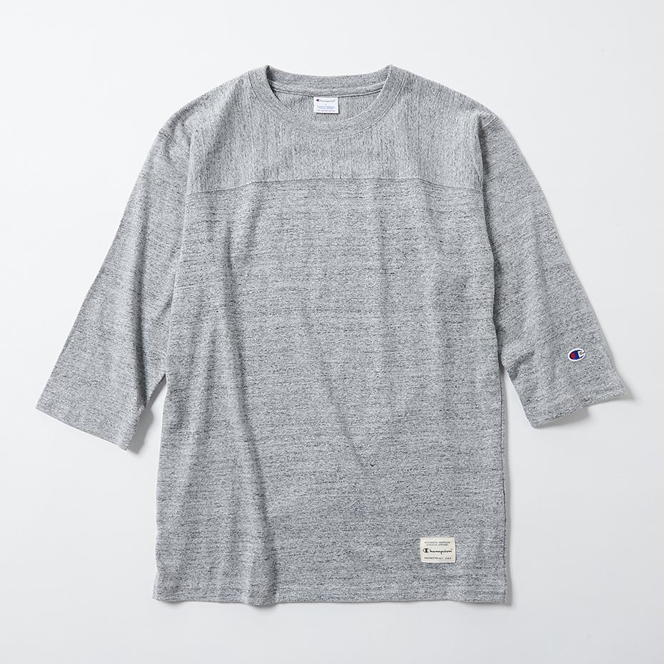 IVY 3/4スリーブTシャツ 18SS スタンダード チャンピオン(C8-H401)