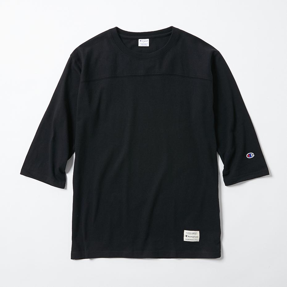 IVY 3/4スリーブTシャツ 18FW スタンダード チャンピオン(C8-H401)