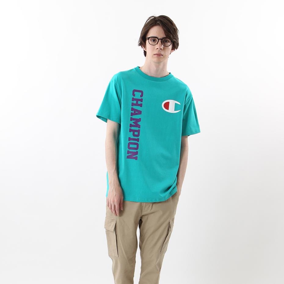 プリントTシャツ 18SS スタンダード チャンピオン(C8-M302)