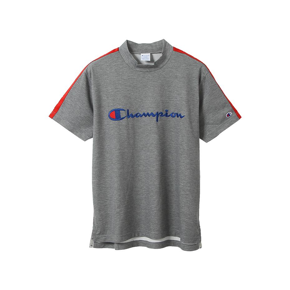 モックネックシャツ 18SS GOLF チャンピオン(C8-MS303)
