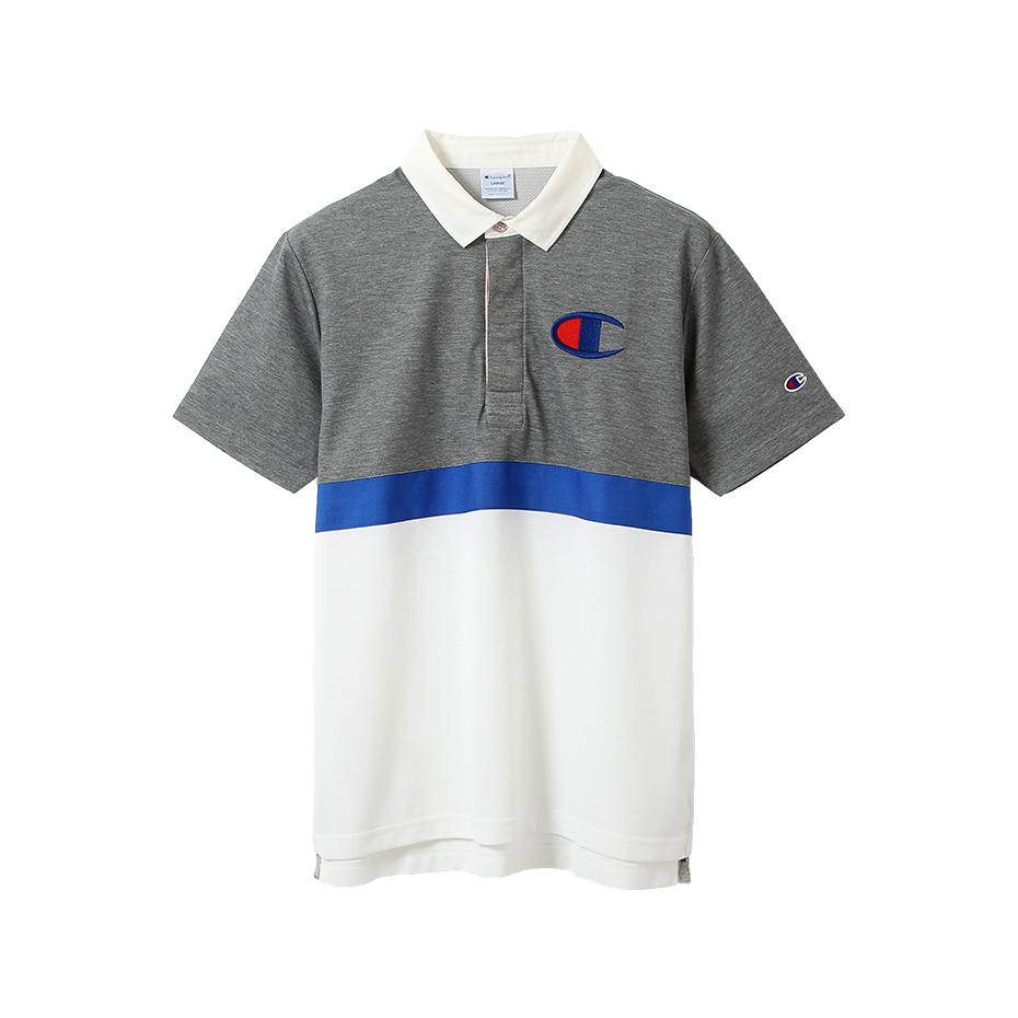 ラガーシャツ 18SS GOLF チャンピオン(C8-MS304)