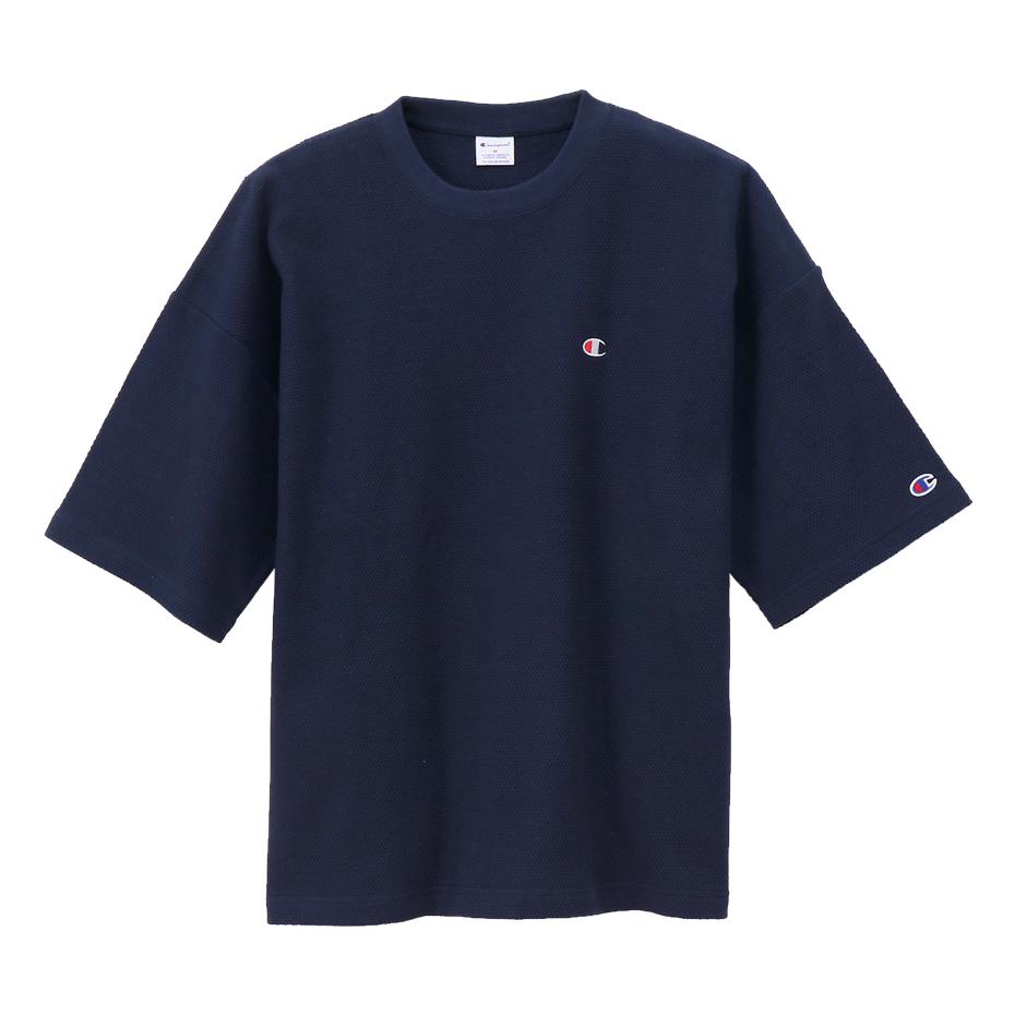 ショートスリーブビッグTシャツ 19SS スタンダード チャンピオン(C8-P303)