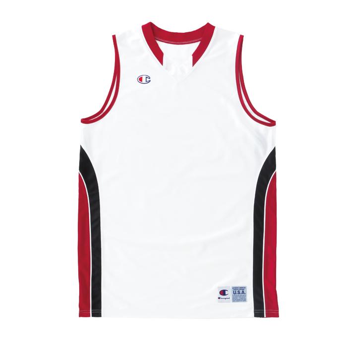 【予約商品】ゲームシャツ BASKETBALL チャンピオン(CBR2204)