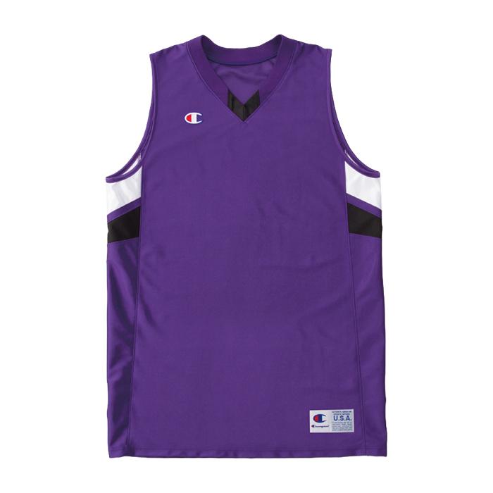 【予約商品】ゲームシャツ BASKETBALL チャンピオン(CBR2205)
