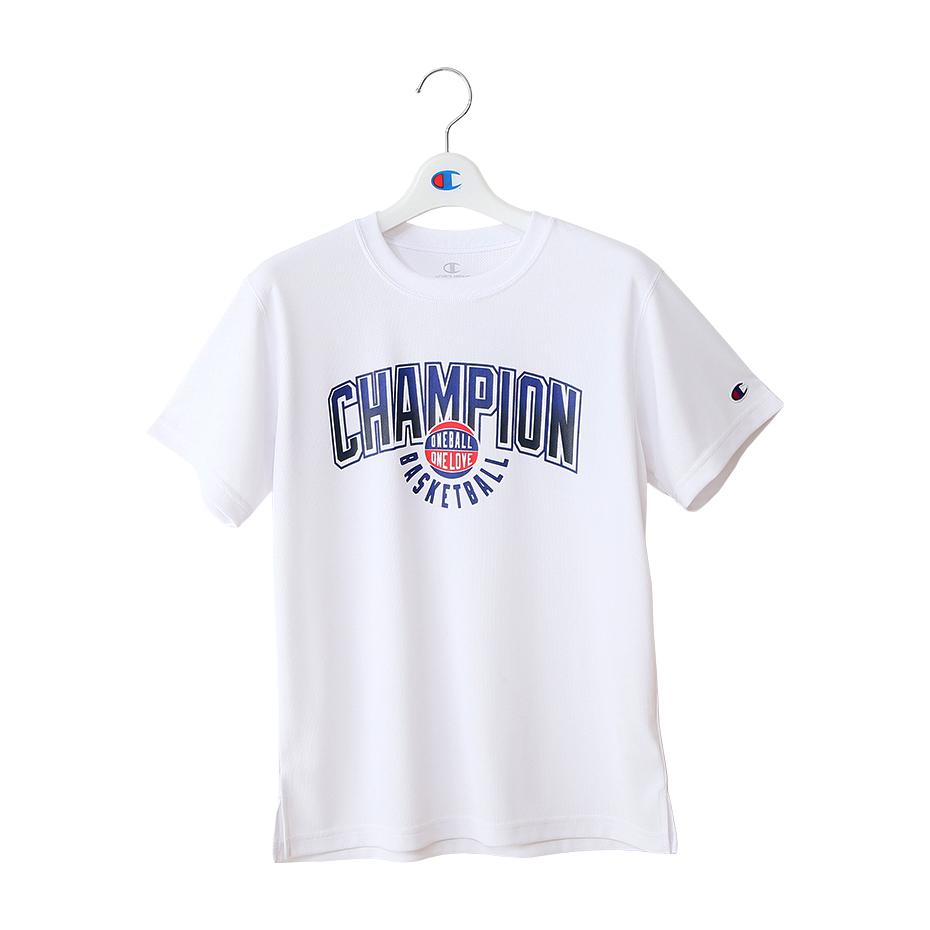 キッズ プラクティスTシャツ 18FW 【秋冬新作】E-MOTION チャンピオン(CK-NB315)