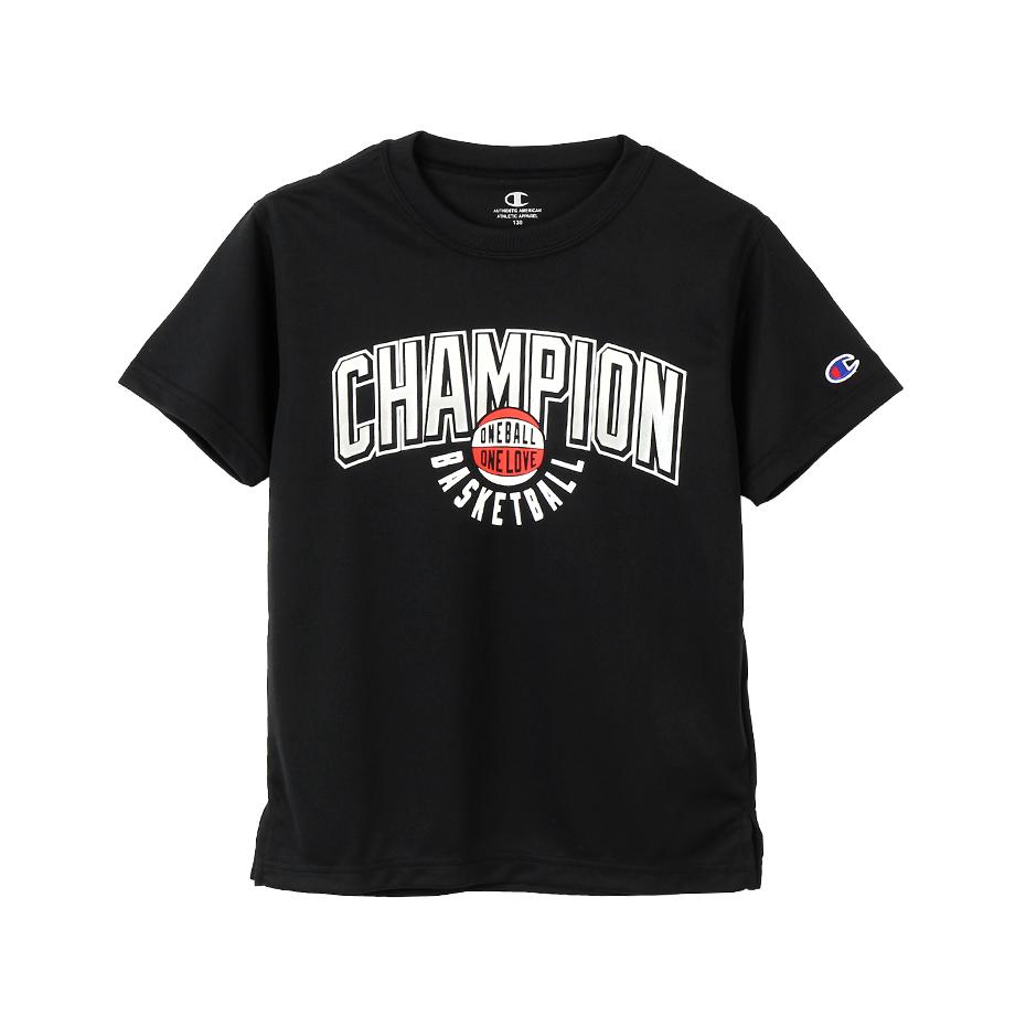 キッズ プラクティスTシャツ 18FW E-MOTION チャンピオン(CK-NB315)