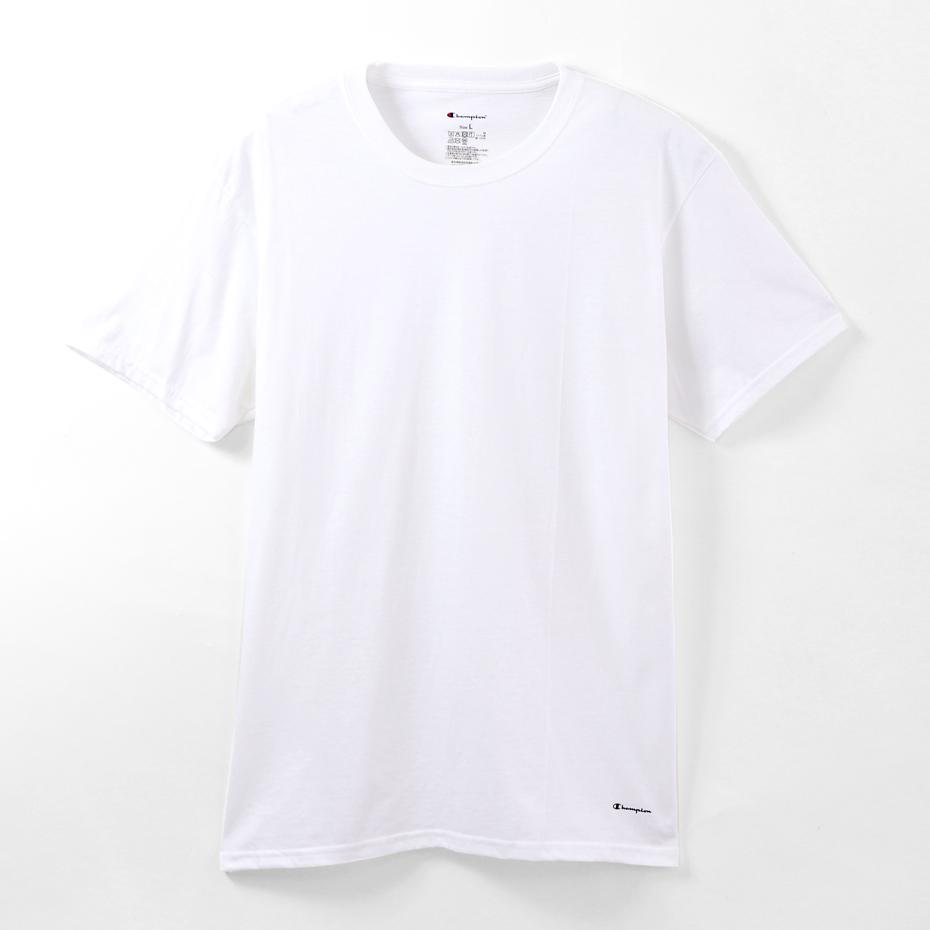 3枚組 クルーネックTシャツ 18FW チャンピオン(CM1EN701T)