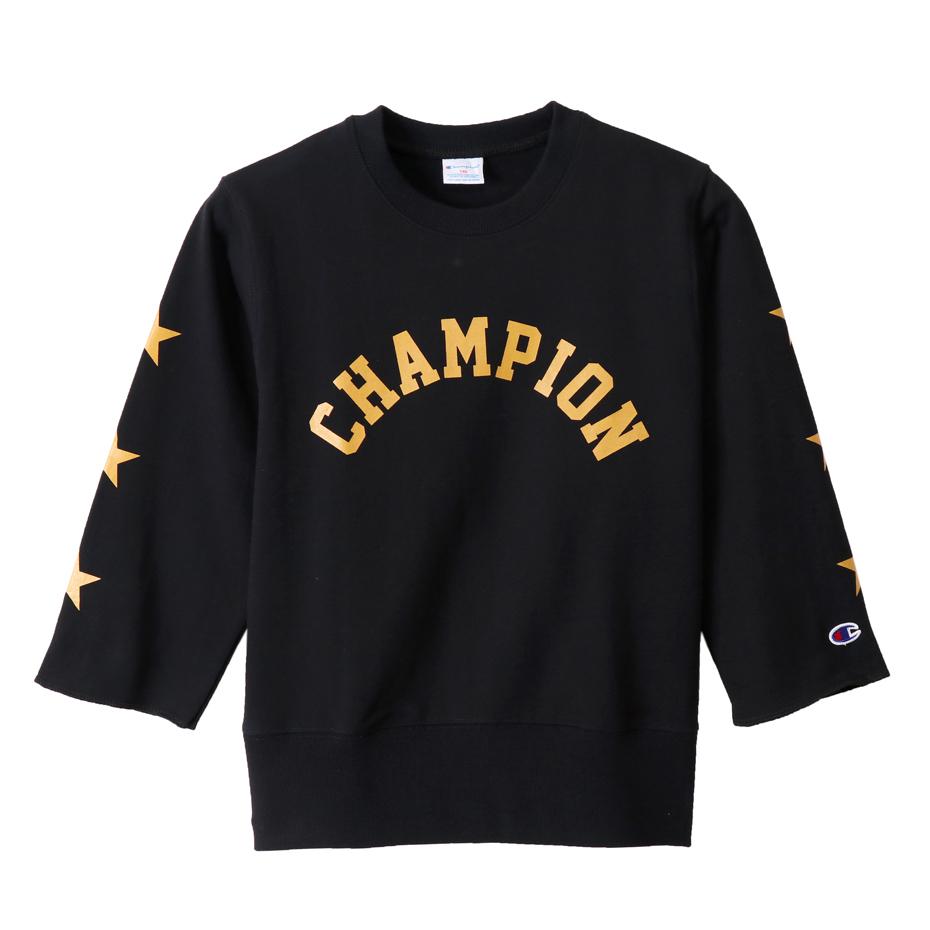 キッズ ビッグシルエットスウェットシャツ 18SS 【春夏新作】チャンピオン(CS4627)