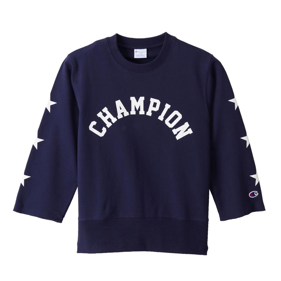 キッズ ビッグシルエットスウェットシャツ 18SS チャンピオン(CS4627)