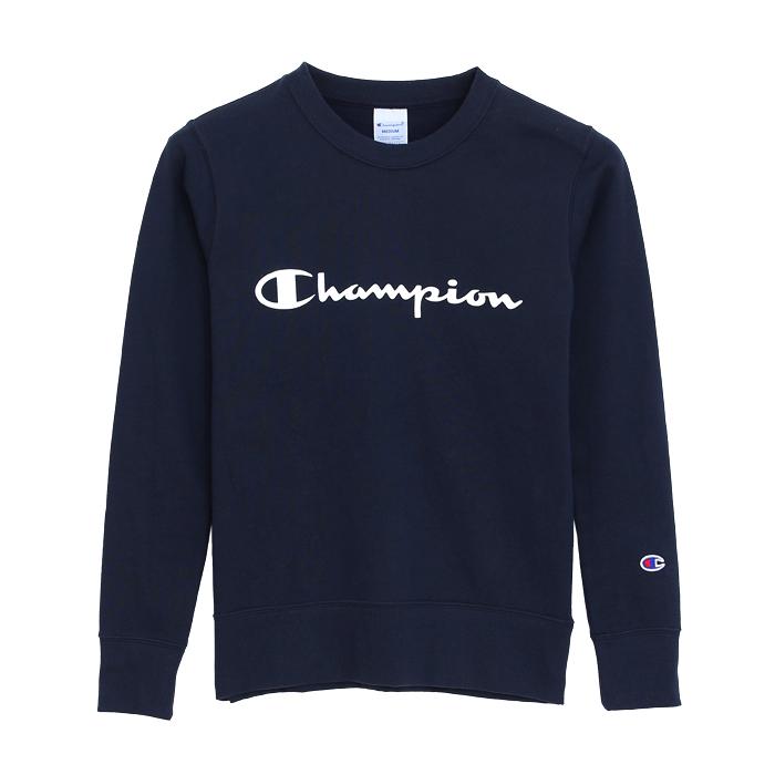ウィメンズ クルーネックスウェットシャツ 18FW チャンピオン(CW-K015)