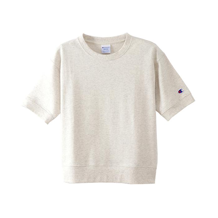 ウィメンズ ショートスリーブスウェットシャツ 19SS チャンピオン(CW-M015)