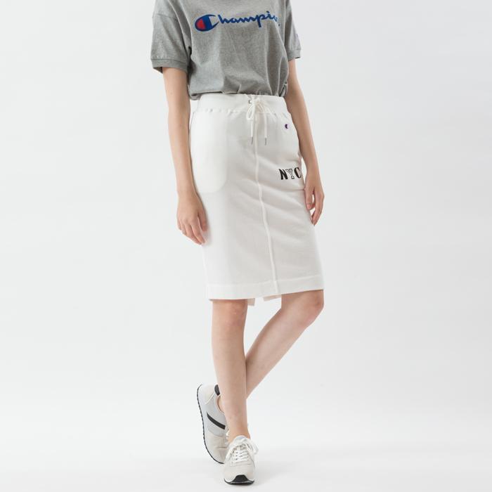 ウィメンズ スウェットスカート 18SS 【春夏新作】チャンピオン(CW-M205)