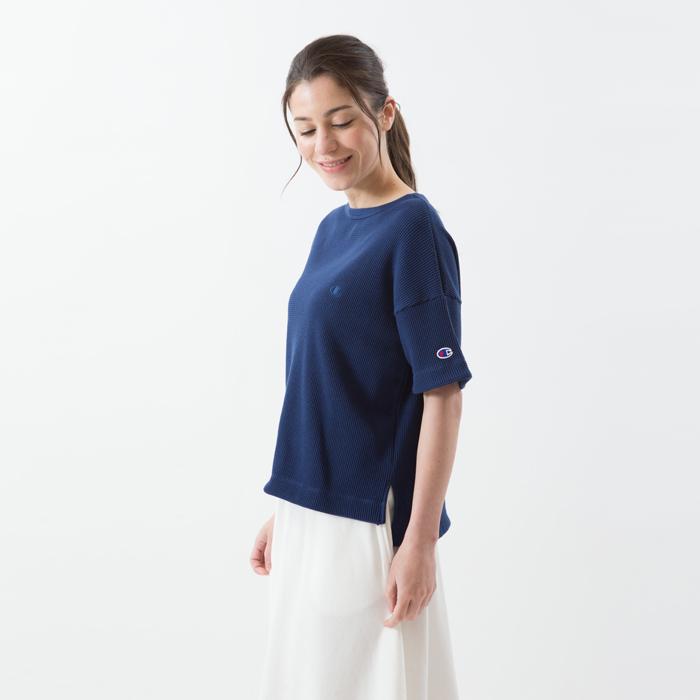 ウィメンズ Tシャツ 18SS チャンピオン(CW-M303)