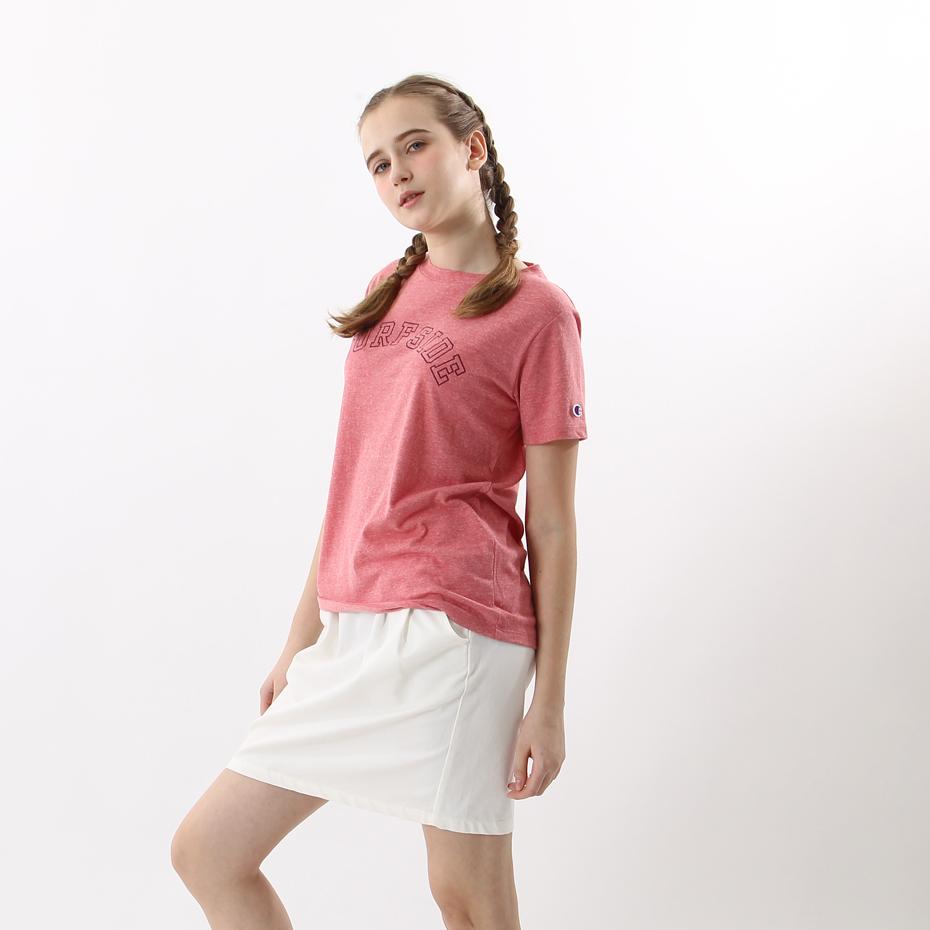 ウィメンズ Tシャツ 18SS チャンピオン(CW-M312)