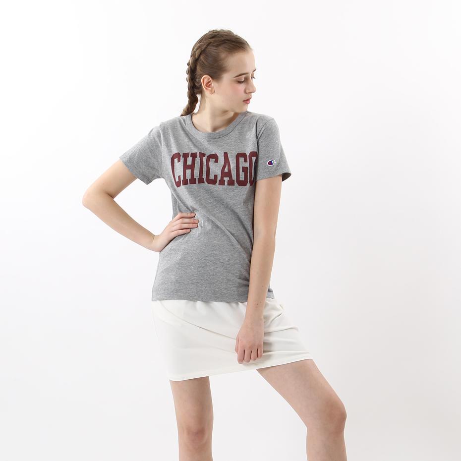 ウィメンズ Tシャツ 18SS チャンピオン(CW-M317)