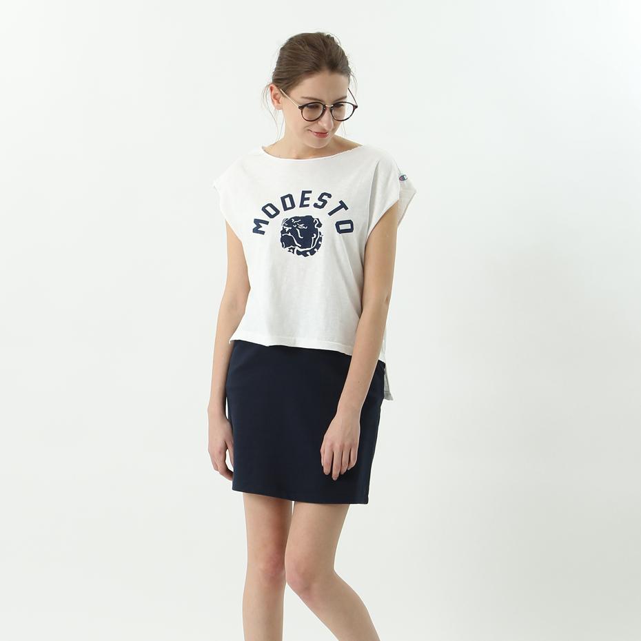ウィメンズ ノースリーブTシャツ 18SS チャンピオン(CW-M320)