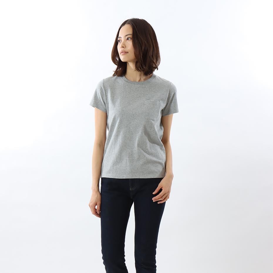 ウィメンズ ポケットTシャツ 18FW チャンピオン(CW-M321)