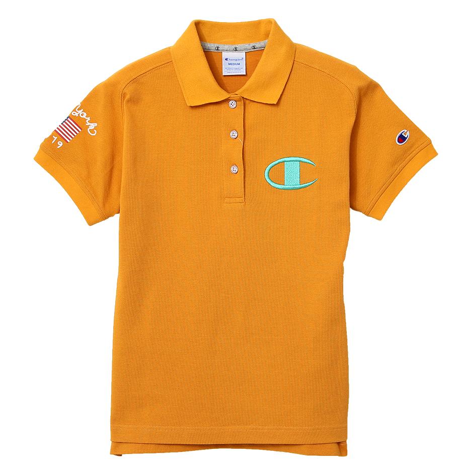 ウィメンズ ポロシャツ 18FW GOLF チャンピオン(CW-MS305)