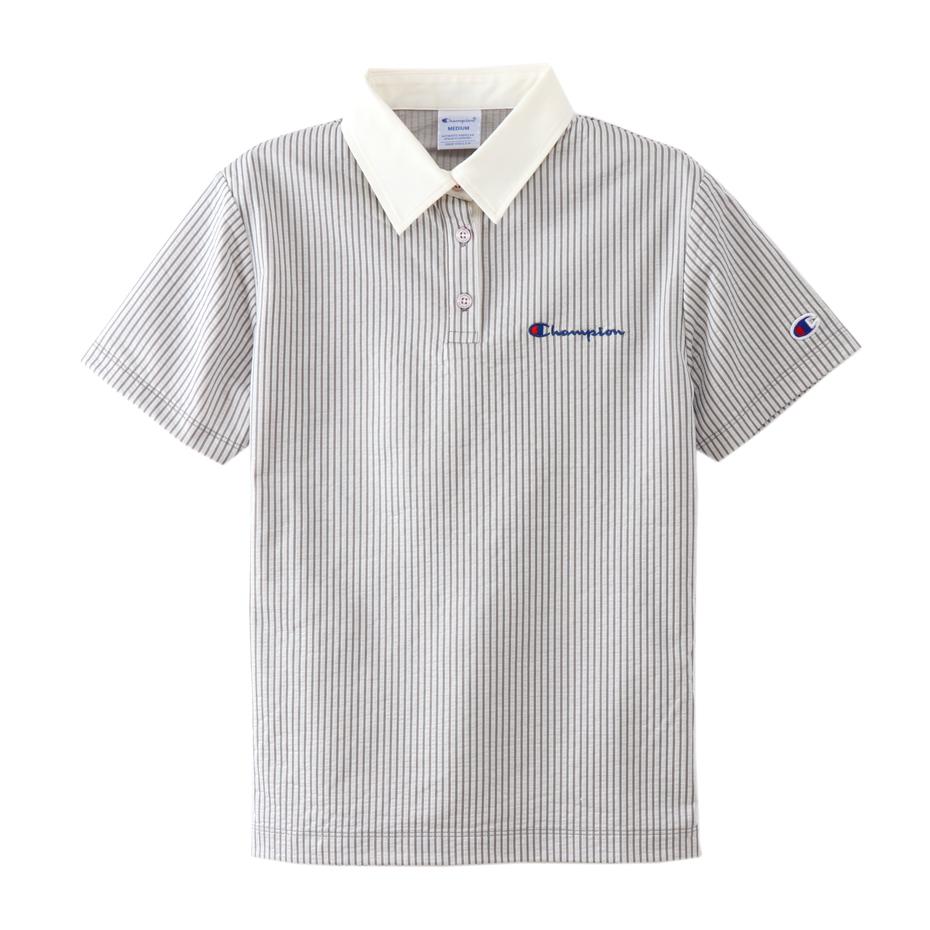 ウィメンズ ポロシャツ 18SS GOLF チャンピオン(CW-MS314)