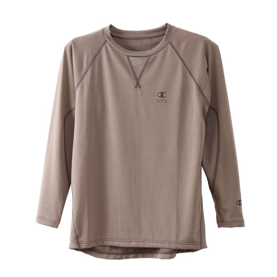 ウィメンズ ロングスリーブTシャツ 18SS CPFU チャンピオン(CW-MS403)