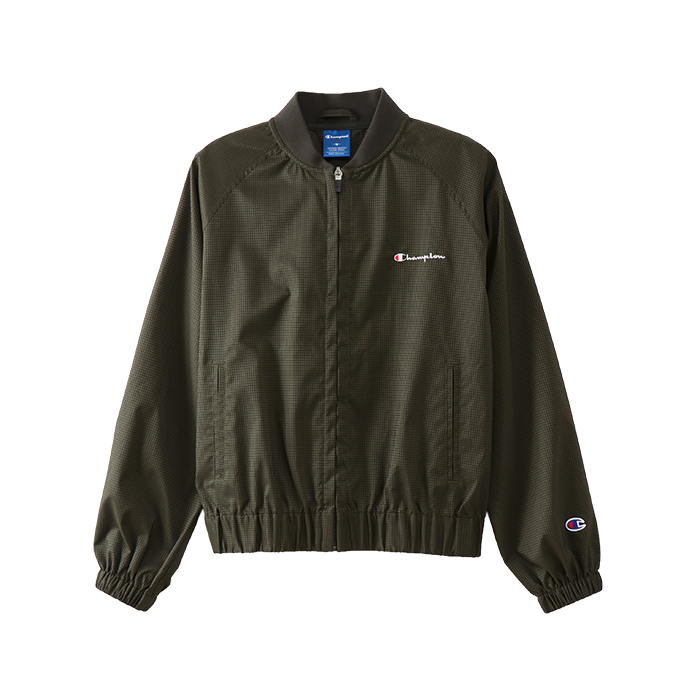 ウィメンズ DOT AIR フルジップジャケット 18SS アクティブスタイル チャンピオン(CW-MSC02)