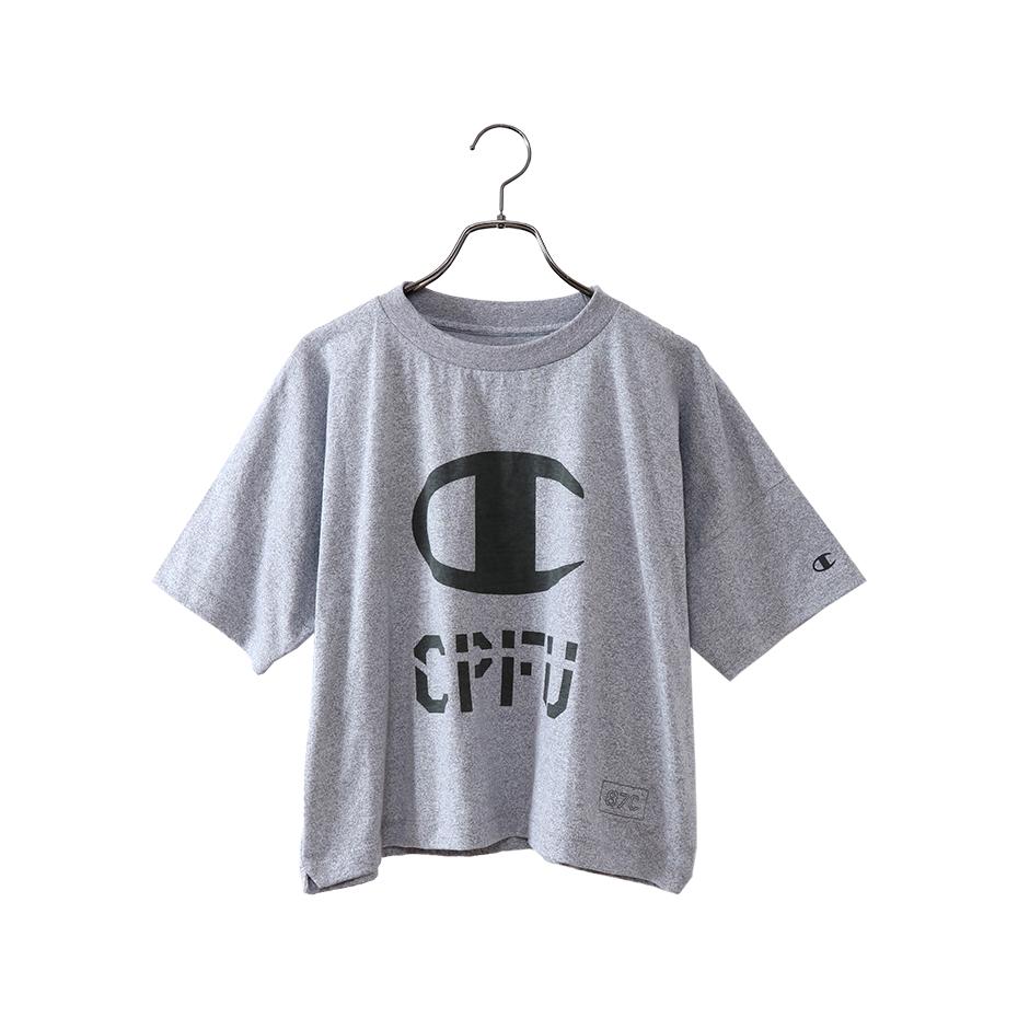 ウィメンズ Tシャツ 19SS CPFU チャンピオン(CW-NS320)