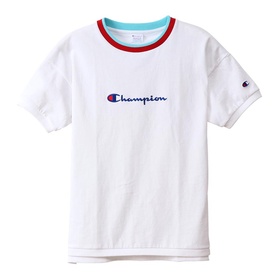 ウィメンズ Tシャツ 19SS チャンピオン(CW-P305)