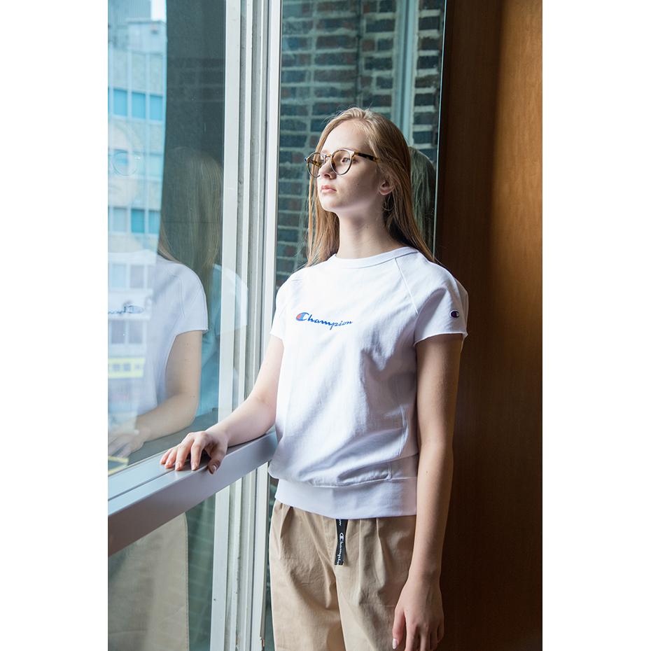 ウィメンズ リバースウィーブ ノースリーブTシャツ 19SS チャンピオン(CW-P310)