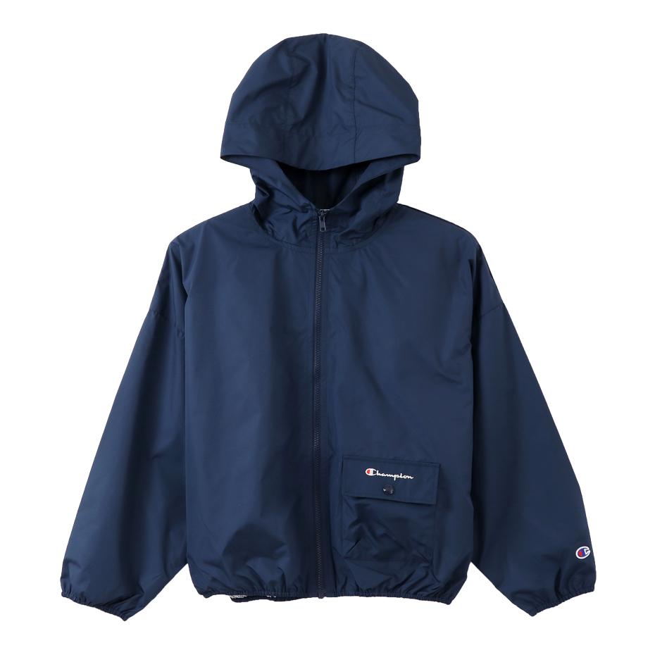ウィメンズ タフタジップジャケット 19SS チャンピオン(CW-P603)