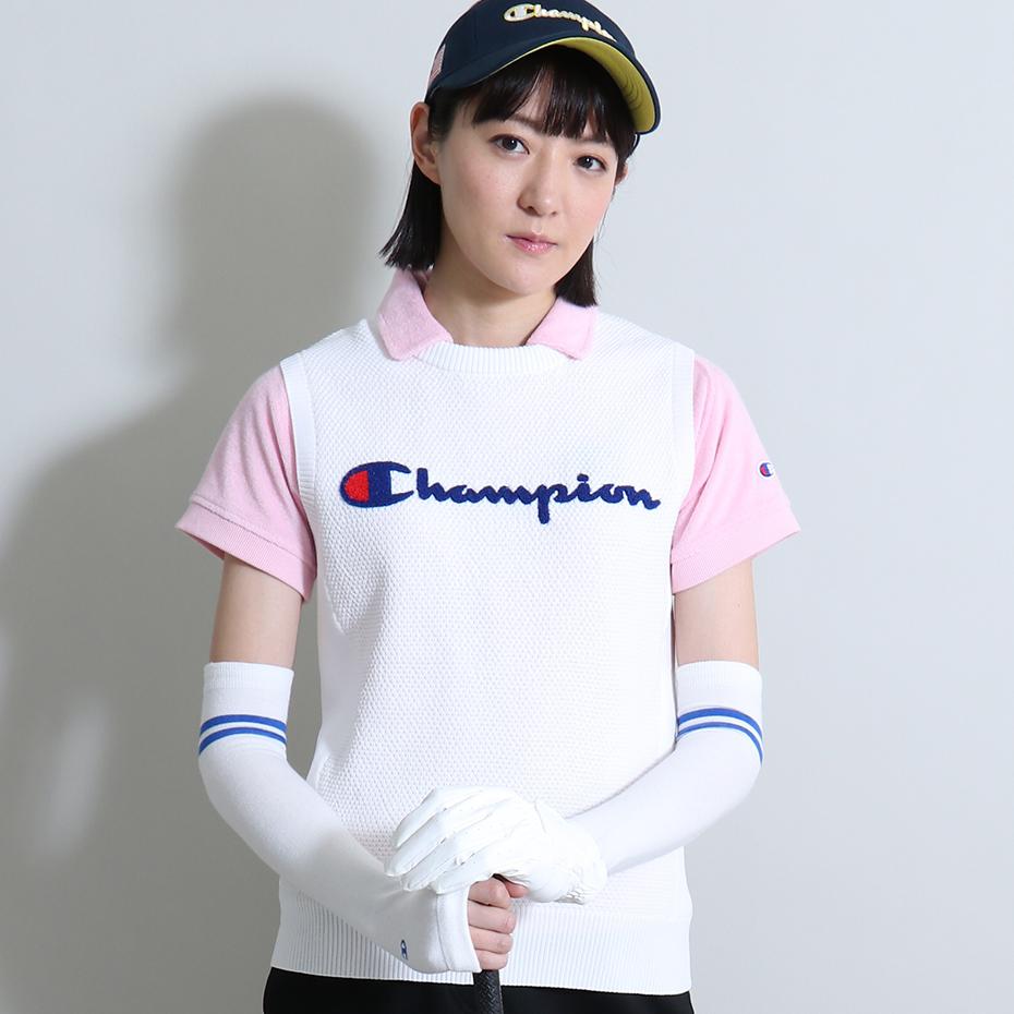 ウィメンズ アームカバー 19SS GOLF チャンピオン(CW-PG702A)