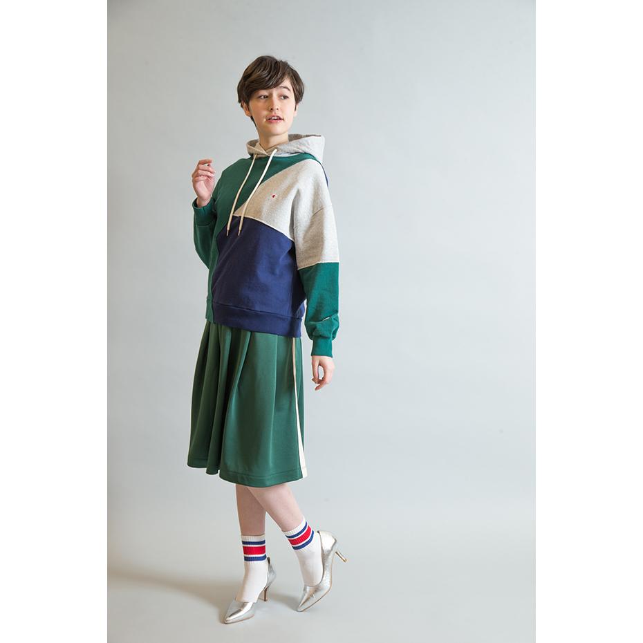 ウィメンズ スカート 19FW【秋冬新作】チャンピオン(CW-Q206)