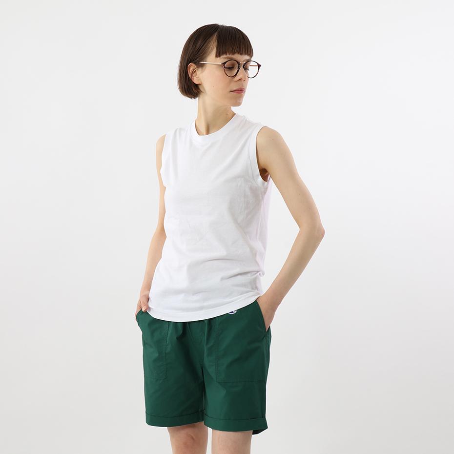 ウィメンズ スリーブレスTシャツ 19SS チャンピオン(CW3-P101)
