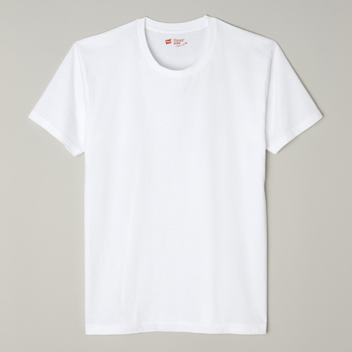 ジャパンフィット【2枚組】クルーネックTシャツ 18FW Japan Fit ヘインズ(H5110)