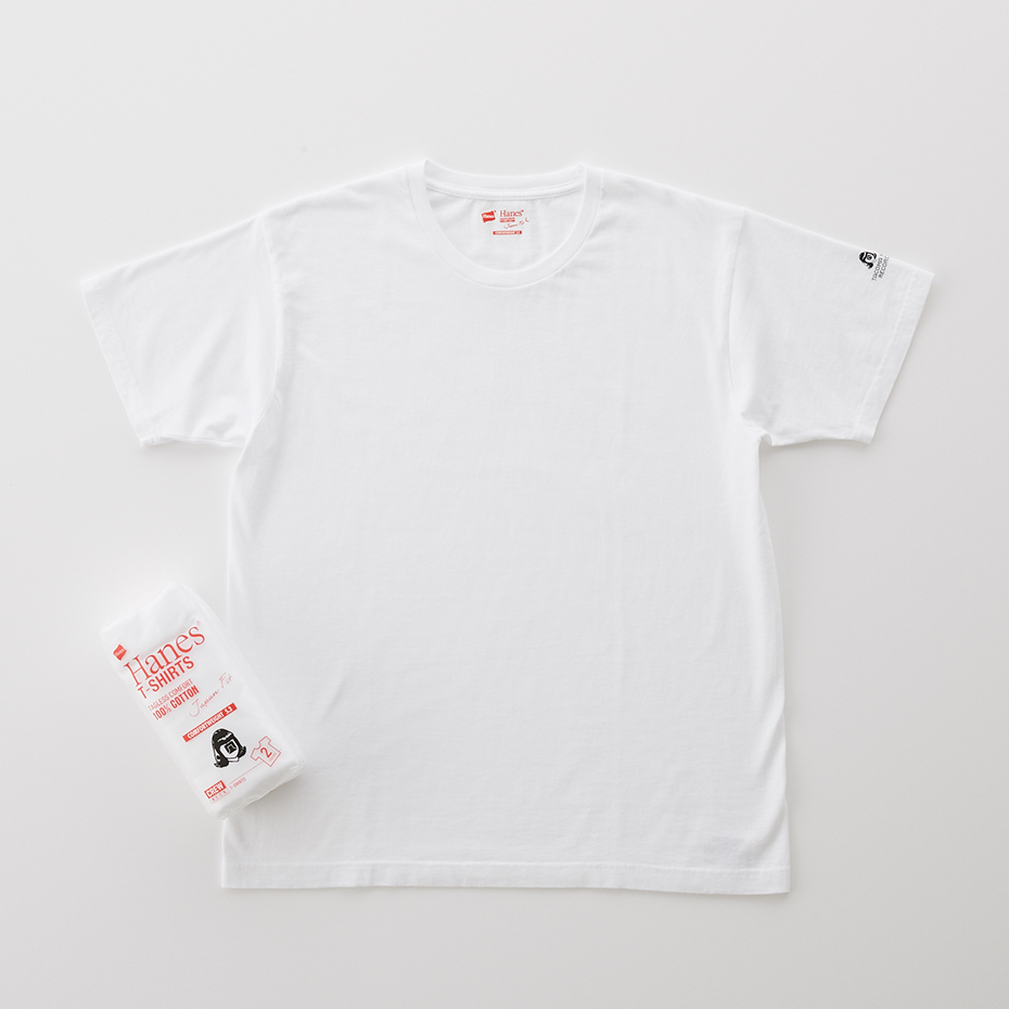 TACOMA FUJI RECORDS × Hanes Japan Fit Special Limited Pack