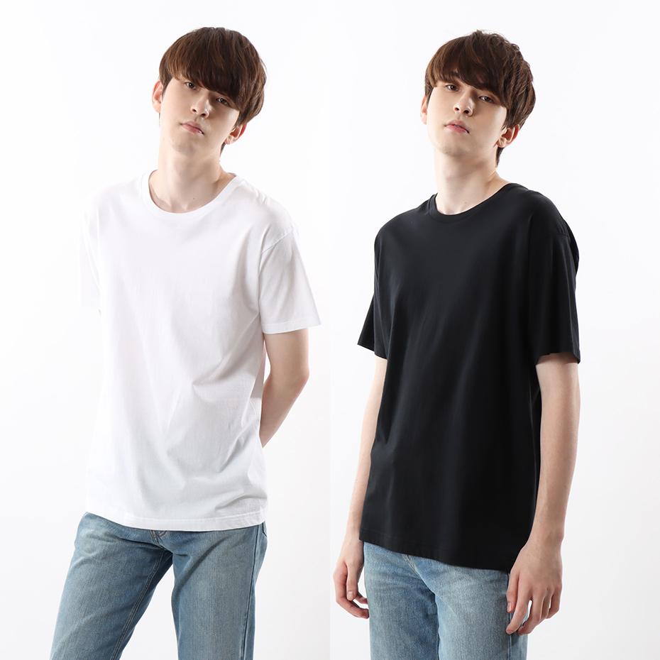 ジャパンフィット【2枚組】クルーネックTシャツ 5.3oz 20SS Japan Fit ヘインズ(H5320)