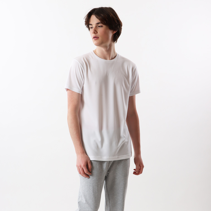 大きいサイズ 【2枚組】部活魂 クルーネックTシャツ 19SS 魂シリーズ ヘインズ(HM1-G704)