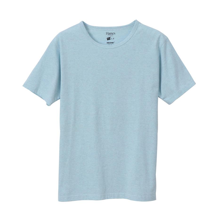 クルーネックTシャツ 19FW Hanes colors ヘインズ (HM1-P101)