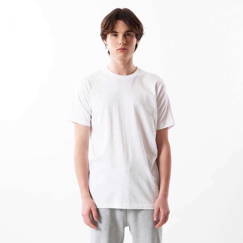【3枚組】ゴールドラベルクルーネックTシャツ 18FW ゴールドパック ヘインズ(HM2155G)