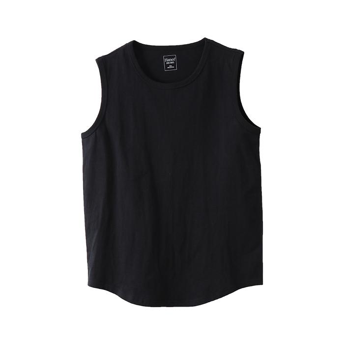 ウィメンズ スリーブレスTシャツ 20SS Hanes UNDIES ヘインズ(HW3-M201)