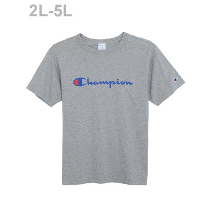 大きいサイズ Tシャツ 18SS ベーシック チャンピオン(C3-H374L)