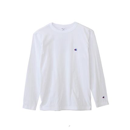 ロングスリーブTシャツ 18FW ベーシック チャンピオン(C3-J424)