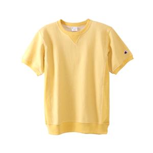 リバースウィーブハーフスリーブクルーネックスウェットシャツ(10oz) 18SS リバースウィーブ チャンピオン(C3-K002)