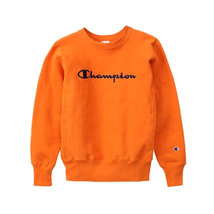 リバースウィーブ(青タグ)クルーネックスウェットシャツ(11.5oz) 19FW リバースウィーブ チャンピオン(C3-L007)