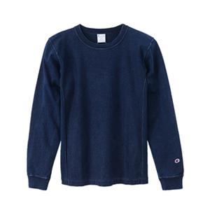 リバースウィーブロングスリーブTシャツ 18SS リバースウィーブ チャンピオン(C3-L401)